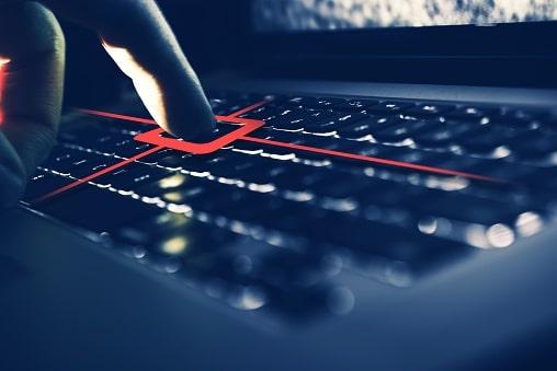 Keyloggers HP Laptop
